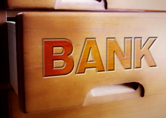 銀行窓口での外貨両替